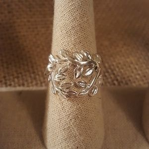 Jewelry - Branch Leaf Ring